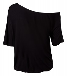 Women's TriDri® off-the-shoulder top image