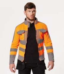 Tactical Threads Hi-Vis Extol Stretch Jacket image