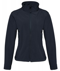 Women's softshell jacket image