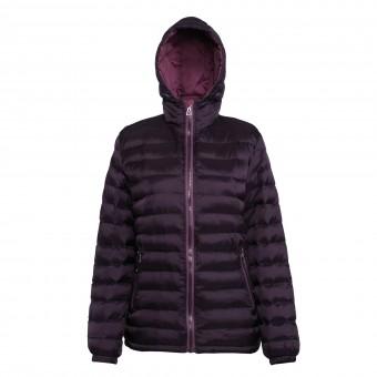 Women's padded jacket image