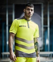 Tactical Threads Hi-Vis Piqué Polo Shirt image