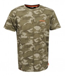 Tactical Threads Dense Camo T-Shirt image