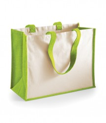 Westford Mill Printers Jute Classic Shopper image