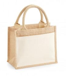 Westford Mill Pocket Jute Gift Bag image