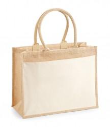 Westford Mill Pocket Jute Shopper image