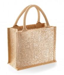 Westford Mill Shimmer Jute Mini Gift Bag image