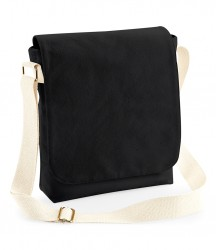Westford Mill Fairtrade Canvas Midi Messenger image