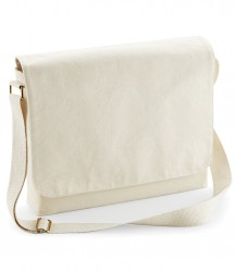 Westford Mill Fairtrade Canvas Messenger image