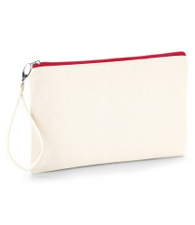 Westford Mill Canvas Wristlet Pouch image