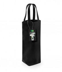 Westford Mill Fairtrade Cotton Bottle Bag image