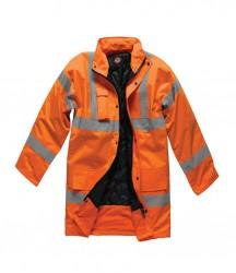 Image 3 of Dickies Hi-Vis Motorway Safety Jacket