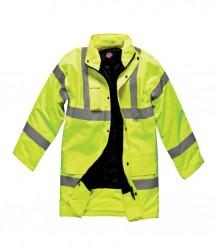 Image 2 of Dickies Hi-Vis Motorway Safety Jacket