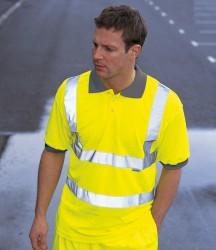 Dickies Hi-Vis Polo Shirt image