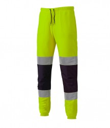 Image 3 of Dickies Hi-Vis Jog Pants