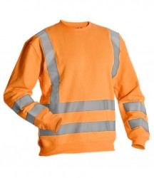 Warrior Miami Hi-Vis Sweatshirt image