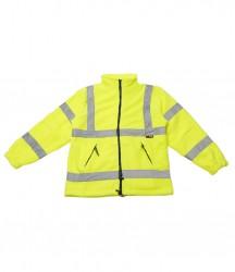 Warrior Hudson Hi-Vis Fleece Jacket image