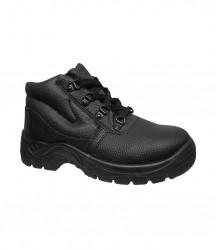 Warrior Steel Toe S1 SRC Chukka Boots image