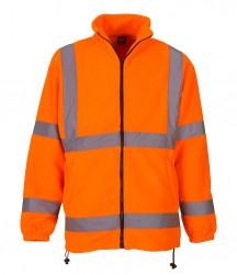 Yoko Hi-Vis Heavyweight Fleece Jacket image