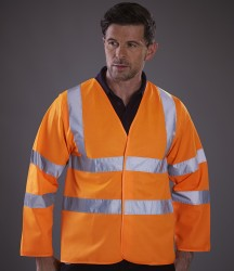 Yoko Hi-Vis Long Sleeve Jacket image