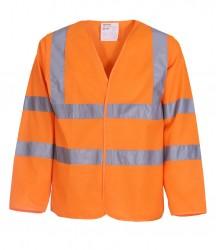 Yoko Hi-Vis Long Sleeve Jacket image