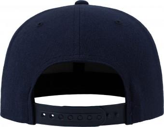 Image 2 of Camo visor snapback (6089CV)