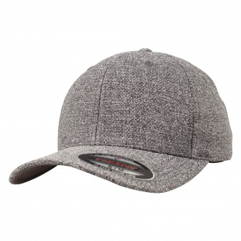 Image 1 of Flexfit melange cap (6355)