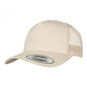 Image 1 of 5-Panel retro trucker cap (6506)