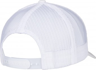 Image 2 of 5-Panel retro trucker cap (6506)