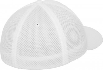 Image 3 of Flexfit tactel mesh (6533)