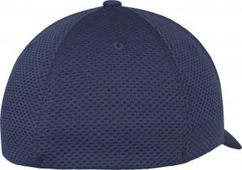 Image 3 of Flexfit 3D hexagon Jersey cap (6584)