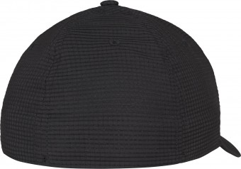 Image 4 of Flexfit hydro-grid stretch cap (6587)