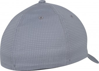 Image 3 of Flexfit hydro-grid stretch cap (6587)