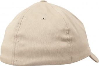 Image 4 of Flexfit cotton twill dad cap (6745)