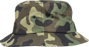 Image 2 of Camo bucket hat (5003CB)