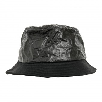 Image 1 of Crinkled paper bucket hat (5003CP)