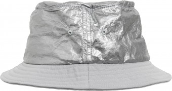 Image 2 of Crinkled paper bucket hat (5003CP)