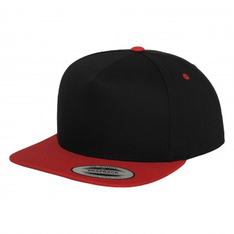 Image 1 of Classic 5-panel snapback (6007T)