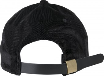 Image 4 of Corduroy satin dad cap (6245CS)