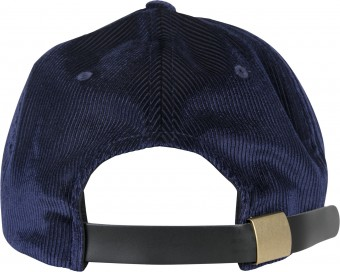 Image 2 of Corduroy satin dad cap (6245CS)