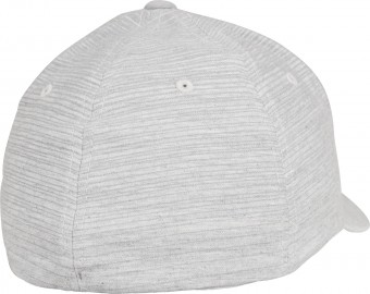 Image 2 of Flexfit ivory melange cap (6277GM)